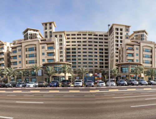 Abu Dhabi Etihad Plaza